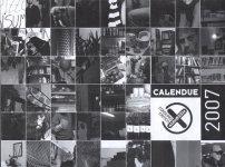 Calendario 2007 Addiopizzo
