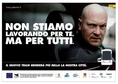 Presentati sito e campagna per il tram di Palermo