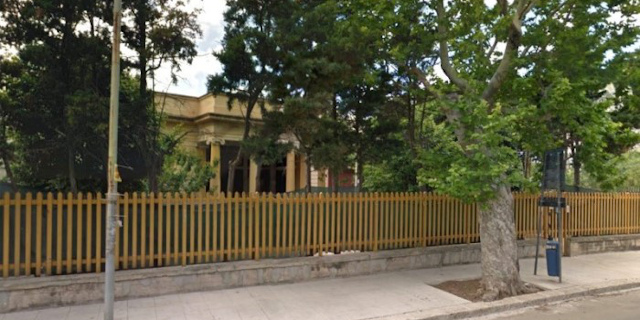 casa fantasmi Mondello Palace