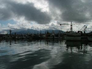 Cielo al porto di Porticello