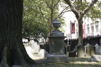 Il cimitero di Saint Paul