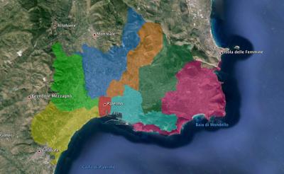 Circoscrizioni Palermo