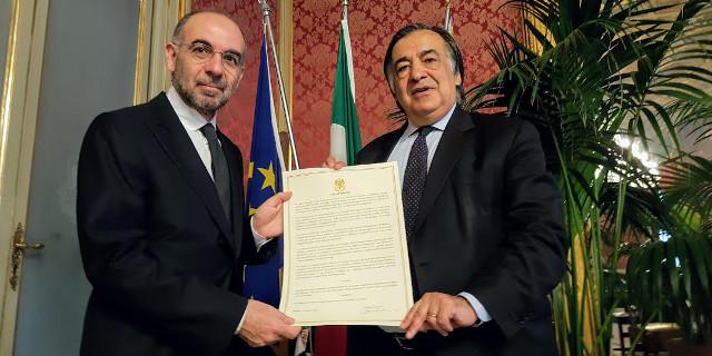 Conferita la cittadinanza onoraria a Giuseppe Tornatore