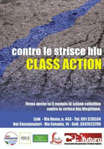 Una class action contro le zone blu