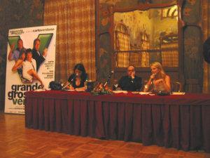 """Conferenza stampa per """"Grande, grosso e verdone"""""""