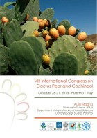 Congresso internazionale sul ficodindia e la cocciniglia all'Università