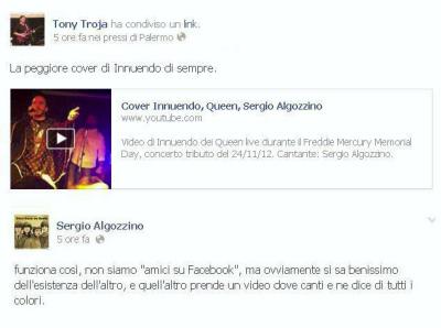 """Cover """"Innuendo"""""""