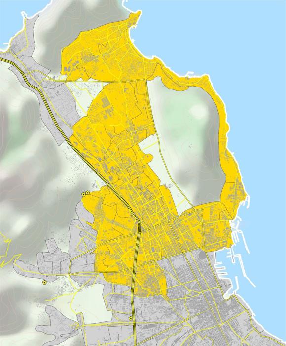 Acqua inquinata a Palermo, divieto di uso alimentare e igienico
