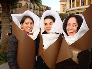 Donne cannolo