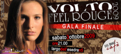 "Festa finale ""Volto Feel Rouge"""