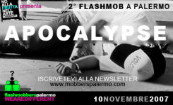 2° flash mob a Palermo