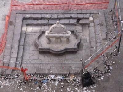 Fontana Garraffello dopo 14 giorni