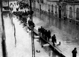 L'alluvione del 1931 a Palermo