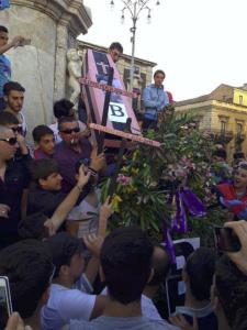 """Palermo in B, a Catania si celebra il """"funerale"""""""