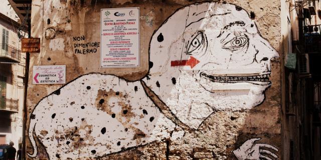 Sembra una storia felice ma Palermo ha bisogno d'amore