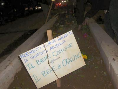Guerrilla gardening Palermo