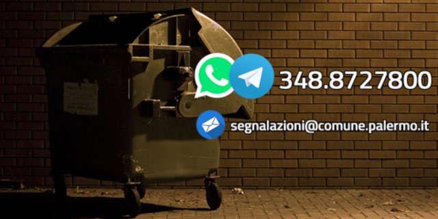 Attivo il servizio di segnalazioni per gli illeciti sui rifiuti