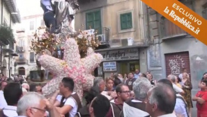Inchino della Madonna del Carmelo al boss di Ballarò?