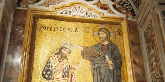 Basta un mosaico per capire Palermo