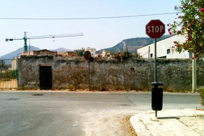 Incrocio pericoloso a Villaggio Ruffini