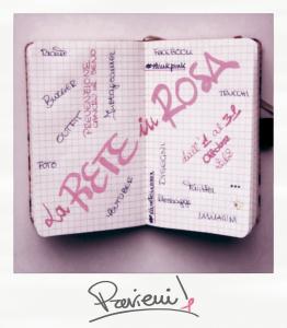 #lareteinrosaprevieni: messaggi per la prevenzione del tumore al seno