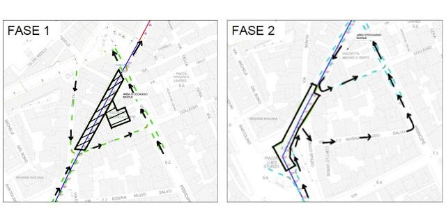Nuovo cantiere per il collettore fognario nella zona di piazza Sturzo dal 18 febbraio
