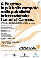 Gli spot premiati con i leoni di Cannes al CSC