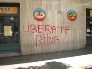 «Liberate Riina»