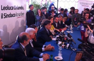 Conferenza stampa Orlando