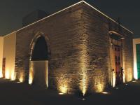 Nuova illuminazione per la chiesa di Santa Cristina La Vetere