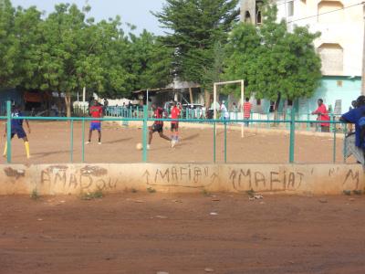Note dal Mali: mafia, qui gratis!