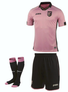 Le nuove maglie Joma per il Palermo
