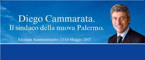 «Diego Cammarata. Il sindaco della nuova Palermo.»