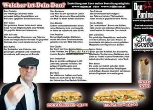 Incidente diplomatico tra Italia e Austria per Don Panino