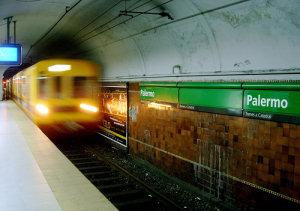 Ho sognato la metropolitana a Palermo