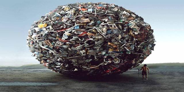 Il futuro dietro l'immondizia