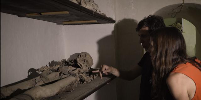 """""""The beautiful dead"""", le mummie siciliane sulla BBC World News"""