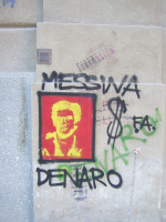 Murales Matteo Messina Denaro