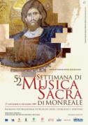 """52^ """"Settimana di Musica Sacra di Monreale"""""""
