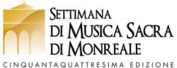 """54^ """"Settimana di Musica Sacra di Monreale"""""""