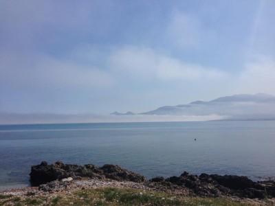 Nebbia nelle zone costiere a Palermo, disagi in aeroporto