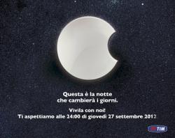 Notte bianca della TIM per l'iPhone 5 a Palermo
