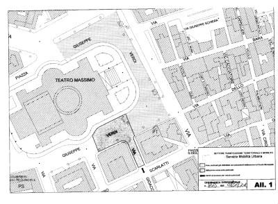 Estesa l'area pedonale a piazza Verdi