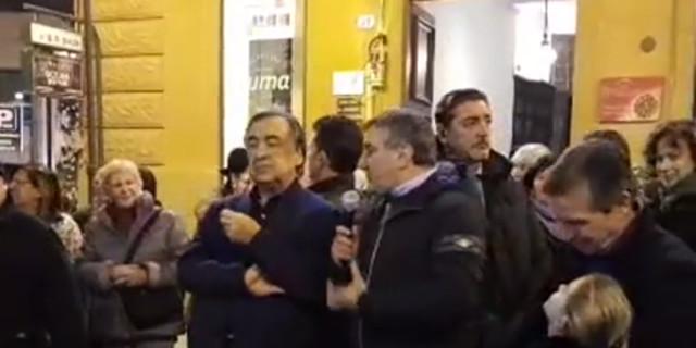 Nuovo look per l'area pedonale di piazzetta Bagnasco e via Di Stefano