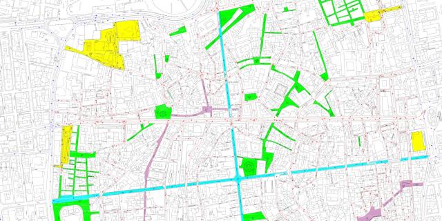Nuove restrizioni per la circolazione nel centro storico