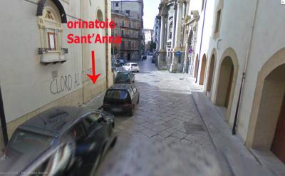Orinatoio Sant'Anna