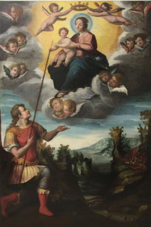 Pala di San Mercurio