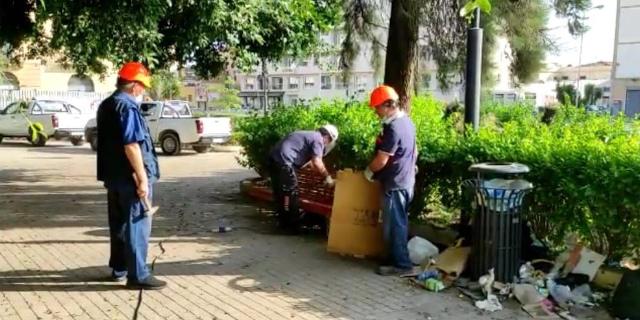 I braccioli dell'ipocrisia di Piazza XIII Vittime e la Palermo dimenticata