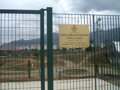 Chiuso il Parco Cassarà per la presenza di amianto