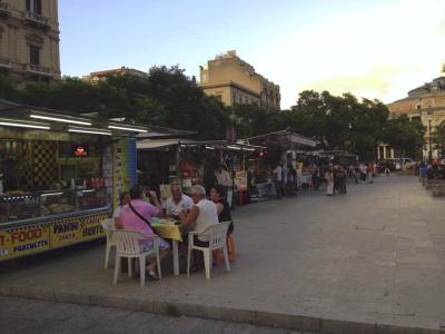 "Se piazza Castelnuovo deve essere un ""suk"""